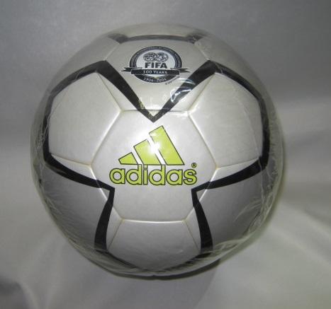 アディダス 2004-05 AS5700 ぺリアス 5号 アテネ試合球 サッカーボール