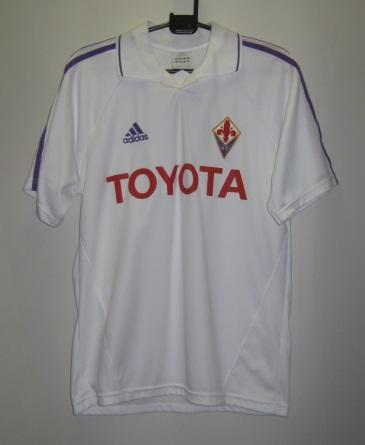 アディダス 2003-04 522003 フィオレンティーナ レプリカ ゲーム シャツ 半袖