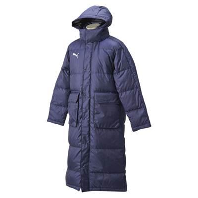 プーマ puma-920214-02 BTS ロング ダウン コート ベンチ コート