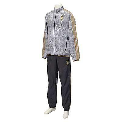 アディダス 2015-16 S19511 GYN31 ユベントス JUVE UCL プレゼンテーション スーツ 上下セット:スミタスポーツ店