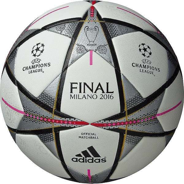 アディダス 2015-16 AF5400MI フィナーレ ミラノ 試合球 サッカー ボール 5号
