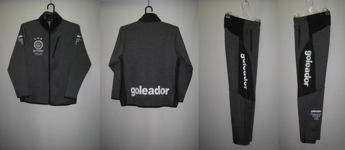 ゴレアドール G2104-G2105-1-91 MIX ジャージ トレーニング ジャケット・パンツ 上下セット ジュニア キッズ