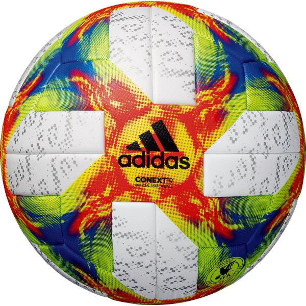 アディダス 2019 AF500 コネクト19 試合球 2019年FIFA主要大会 公式試合球 サッカー ボール 5号