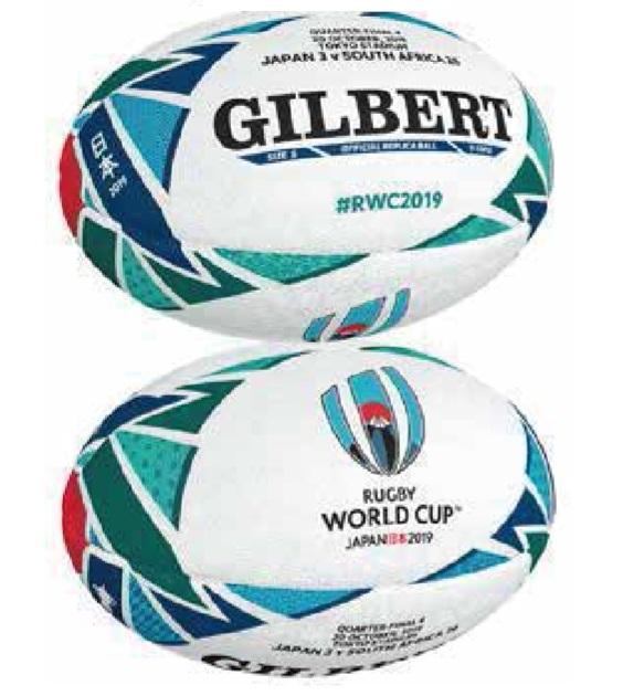 ギルバート 2019年 ラグビー ワールド カップ レプリカ ボール 5号球 ラグビー ボール GB-9019 GB9019 RWC2019 日本 代表 記念