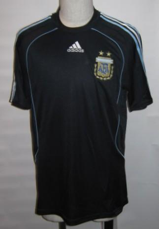 アディダス 34440-623794 2008-09 アルゼンチン アウェイ レプリカ ゲームシャツ 半袖