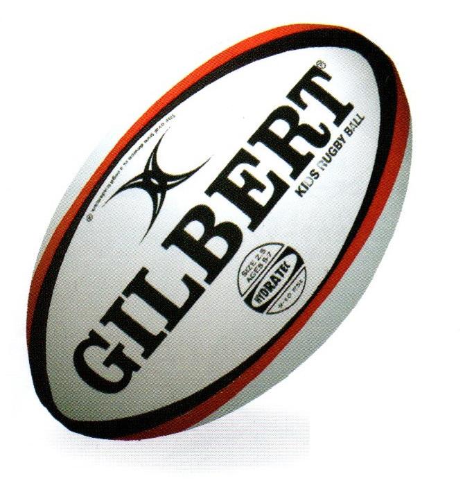 ギルバート GB-9135 キッズ 2.5号 ラグビー 信憑 テレビで話題 ボール ブラック
