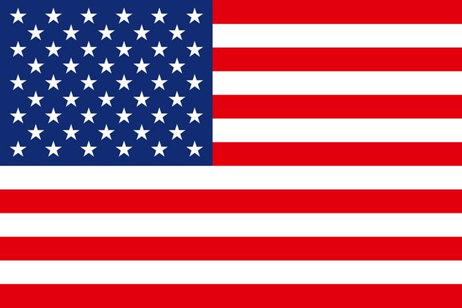 <送料無料> アメリカ国旗 サイズ:90cm×135cm 素材:エックスラン(屋外用)