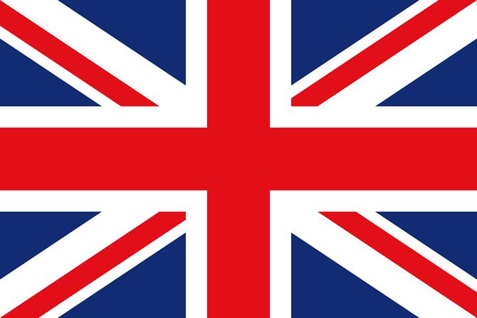 <送料無料> イギリス国旗 サイズ:90cm×135cm 素材:エックスラン(屋外用)