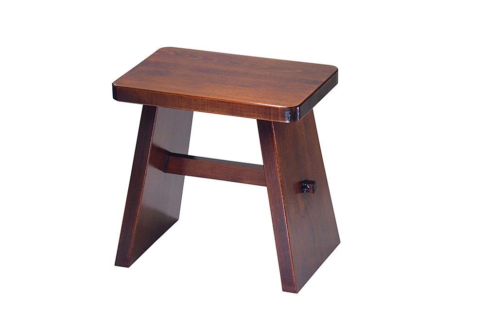 【送料無料】 漆・風呂椅子