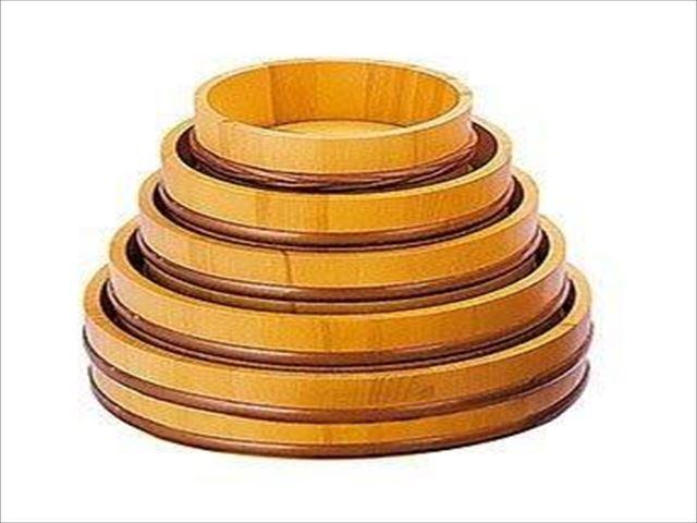 新しい試みも包み込むように調和させる和の感性 椹色 ショップ 7寸用 毎日続々入荷 盛込桶用目皿