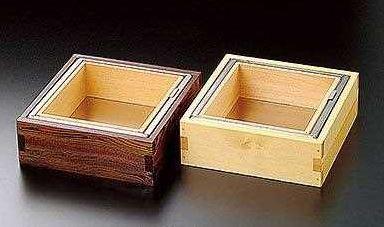 【送料無料】電調白木枠湯葉鍋2~4人用(UB-104型)