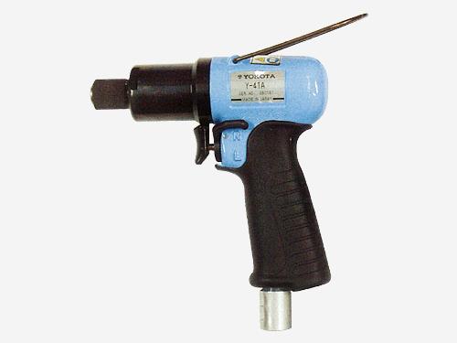 (税込) 【Y-41A、41B】 インパルスレンチ(Y-レンチ) ビットタイプ:サミーショップ エアーツール ピストル型 ヨコタ工業-DIY・工具