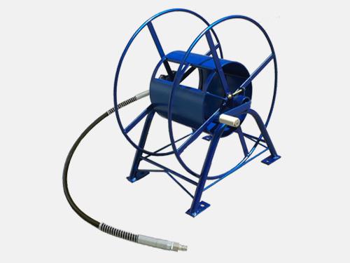 洗浄ホース用ドラム HDF(固定可能型)