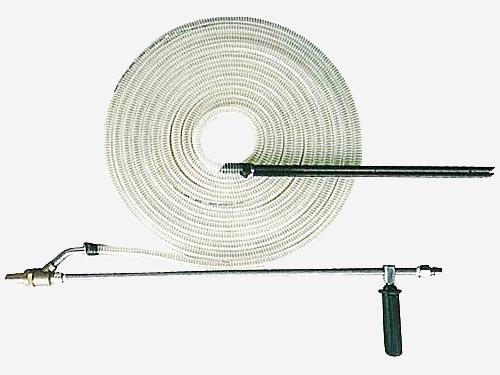 高圧洗浄機併用 ウォーターサンドブラストセット 【WSI-7-10】(13φ調整型吸砂管付)