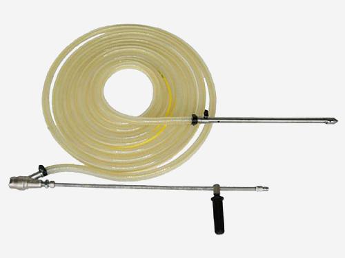 高圧洗浄機併用 ウォーターサンドブラストセット 【WSH-7-20】 (19φ調整型吸砂管付)