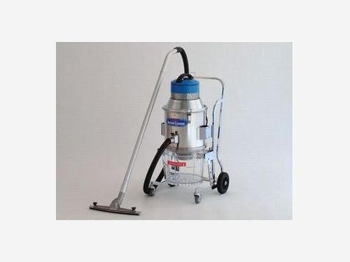 三立機器 工業用バキュームクリーナー 乾湿両用同時吸引型【JX-6005型】100V