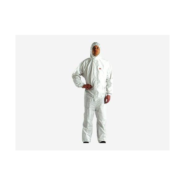 3M(スリーエム) 化学防護服 【4540Plus】 保護服・不織布製つなぎ服 20着セット