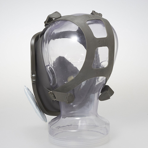 Dust masks 3 M (3 m) 6000F/2071-RL2 expression replace dust mask all  Polyhedra