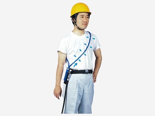 重松 個人用冷却器 クーレット 【VT-7KIIT】 チューブタイプ