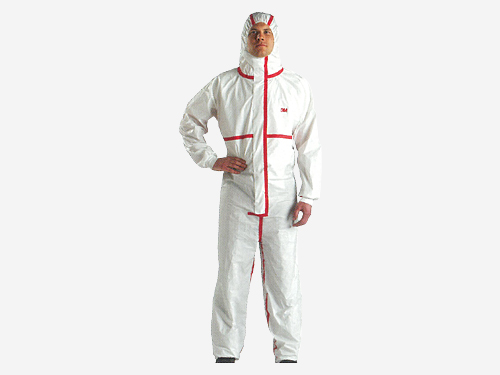 3M(スリーエム) 化学防護服 【4565】 保護服・不織布製つなぎ服 20着セット