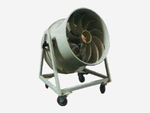 暑さ対策・熱中症予防対策用品 J&S サイレントファン 【JSF500-3】 大型送風機