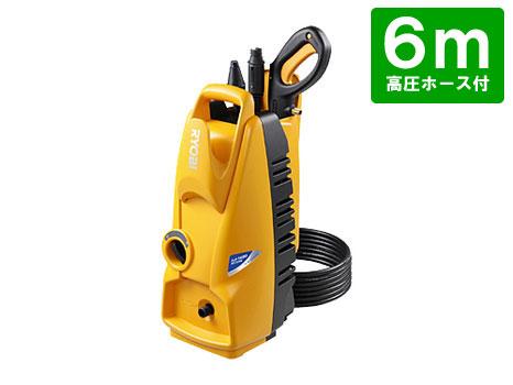 リョービ・RYOBI 100Vモーター式 高圧洗浄機【AJP-1420】一家に一台、あったら便利!!水で汚れを落とすエコなお掃除!