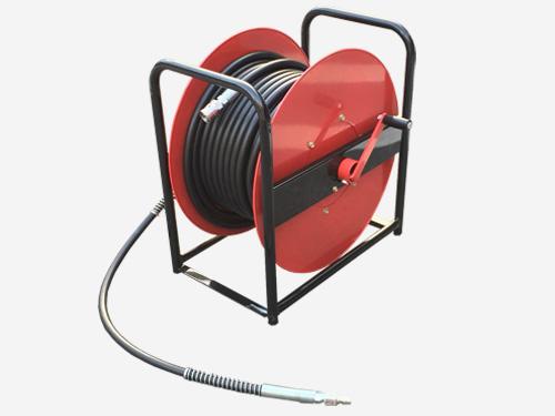洗浄ホース30M(耐圧15MPa)+ドラム3/8RD セット【フルテック純正】