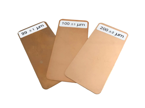サンコウ電子 電磁式膜厚計用 推奨 本日の目玉 標準厚板