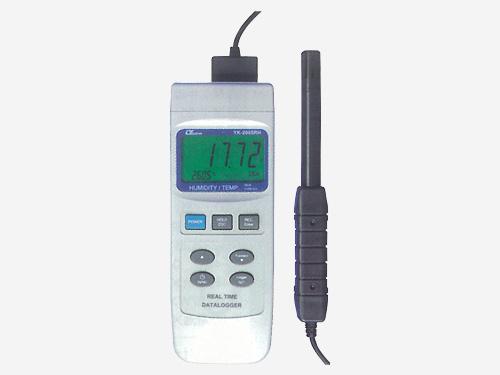 データロガー温湿度・露点計 【YK-2005RH】