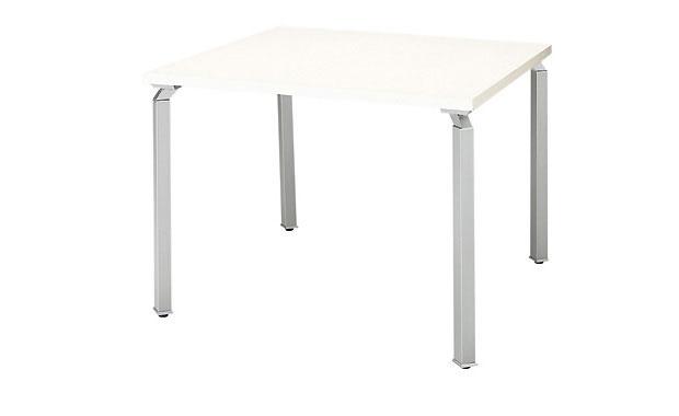 ナイキ 会議用テーブル WK0990MT 【幅900mm×奥行900mm×高さ700mm】【カラーは2色から選択可能】