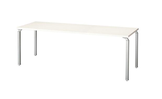 ナイキ 会議用テーブル WK1890MT 【幅1800mm×奥行900mm×高さ700mm】【カラーは2色から選択可能】