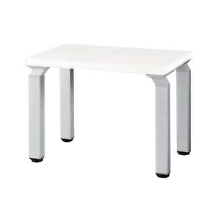 NAIKI (ナイキ) 応接セット ZRE152型 サイドテーブル WKD046 【幅600mm×奥行450mm×高さ450mm】【天板: 3色】