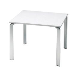 PLUS (プラス) 会議テーブル MT-A509 【幅900mm×奥行900mm×高さ700mm】【天板カラー: 3色】