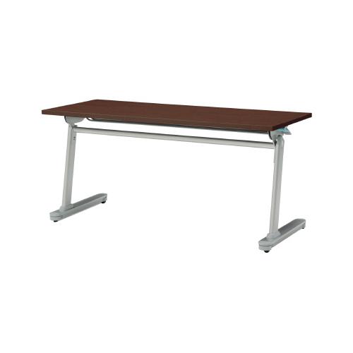 プラス フォールディングテーブル MF-J520 【幅1500mm×奥行600mm×高さ700mm】【幕板なし】【天板カラー: 3色】