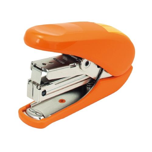 プラス ホッチキス ハンディタイプ かるヒット 贈答品 ST-010A 通常クリンチ おすすめ特集 使用針: とじ枚数: SS-010 オレンジ 10号 2~20枚 SS-010M カラー: