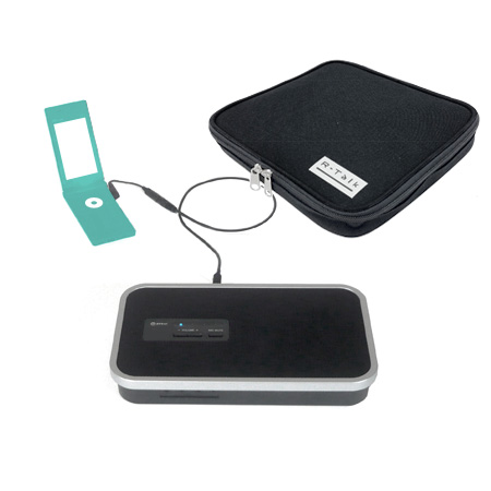 NTT-TX R-Talk 800PC 携帯スマホセット RT800-PC-MBSET【拡張マイク1個付属】