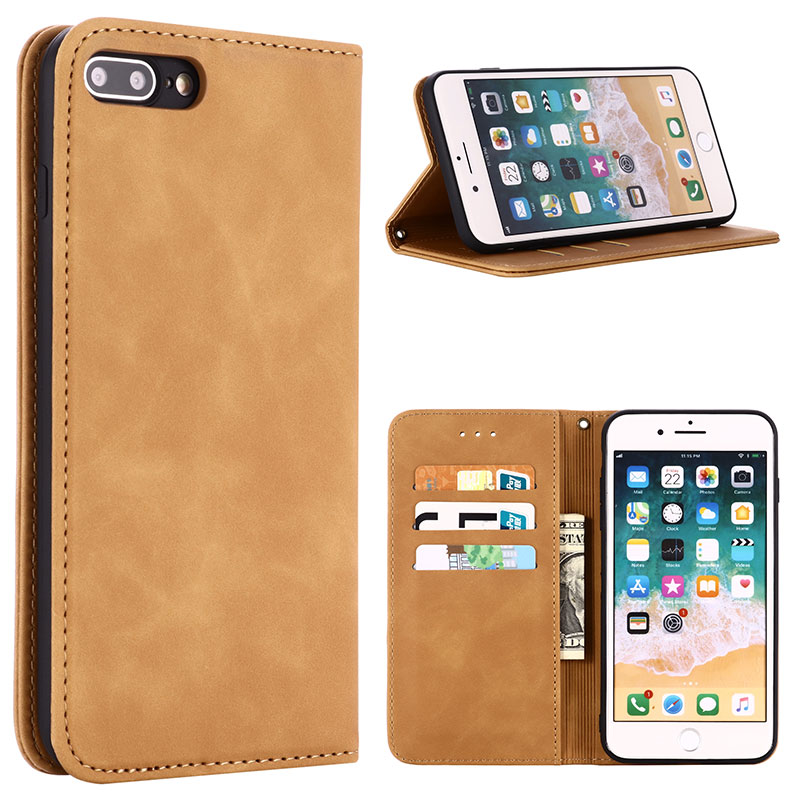 sun-flower: Card pocket type iphone 8 cover iphone cover notebook