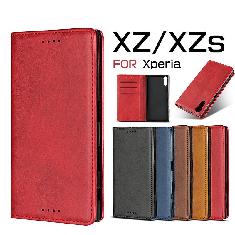 Xperia XZ手帳ケース カード収納 XZsカバー XZs手帳ケース XZ カバー 人気 手帳カバー 『4年保証』 かわいい ケース 手帳型 XZsケース ソニー SOV34 Xper SO-01J XZケース 手帳型ケース スマホカバー エクスペリア XZカバー 与え 横開きXperia 601SO SONY