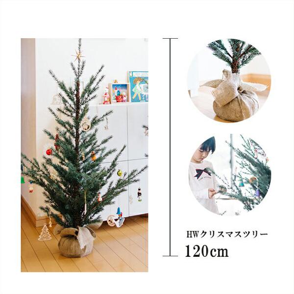 ホーゲボーニング HOGEWONING クリスマスツリー・120cm HW7027【あす楽対応】 送料無料 知育玩具