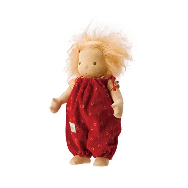 SILKE シルケフレンド・カーラ SI11240 送料無料 (ぬいぐるみ、人形) 知育玩具 1歳 1歳半 2歳 3歳 4歳 おもちゃ 出産祝い 赤ちゃん 人形 学習トイ 学習 ごっこ遊び ままごと