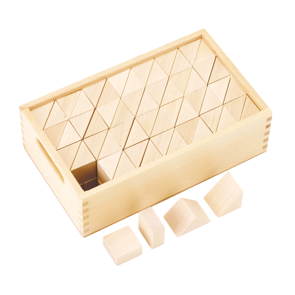 積み木 学習トイ ブロック WEHRFRITZ 保育積木・Cセット WF025180 送料無料 知育玩具 知育 おもちゃ 木製 おもちゃ 幼児教育 1歳 2歳 3歳 4歳 5歳