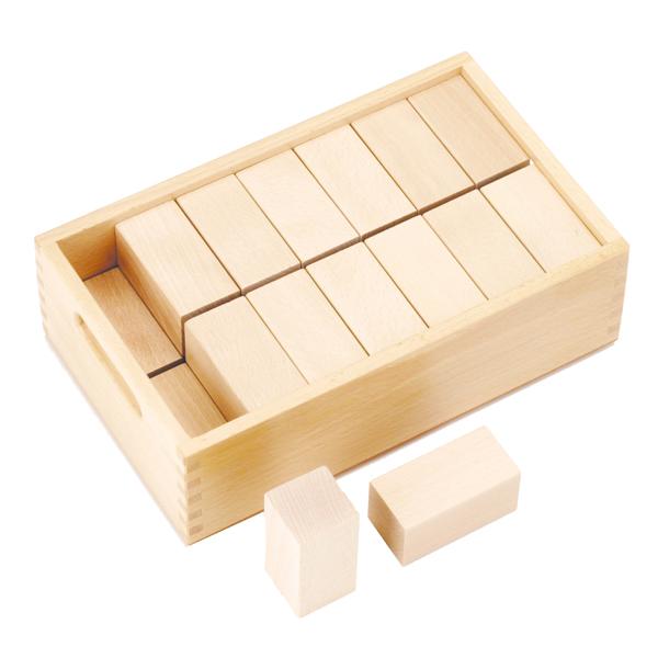 積み木 学習トイ ブロック ベルフリッツ 保育積木・Eセット WF025200 送料無料 知育玩具 知育 おもちゃ 木製 おもちゃ 幼児教育 1歳 2歳 3歳 4歳 5歳