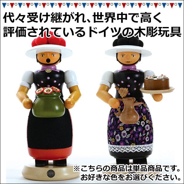 煙出し人形・ボレン帽子の女の子 GE1664 送料無料 知育玩具