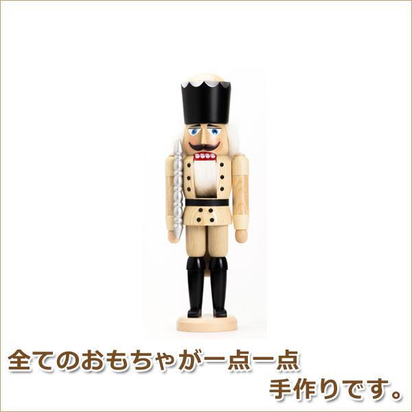 くるみ割り人形・王様白木 GE309-5-1N 送料無料 知育玩具
