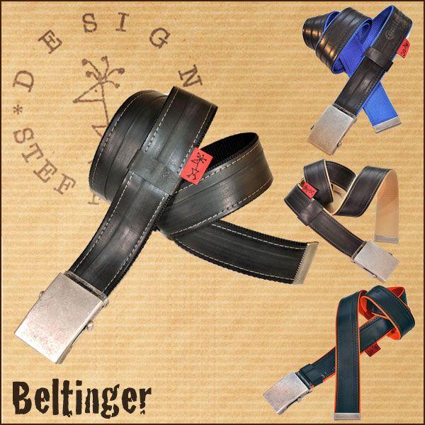 STEF FAUSER DESIGN ベルティンガー ベルト SFD-008BK-110 送料無料