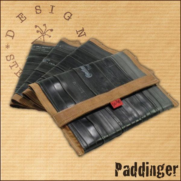 自転車のチューブを利用した世界にひとつの製品 STEF FAUSER DESIGN パディンガー ipadケース レザー SFD-010 送料無料