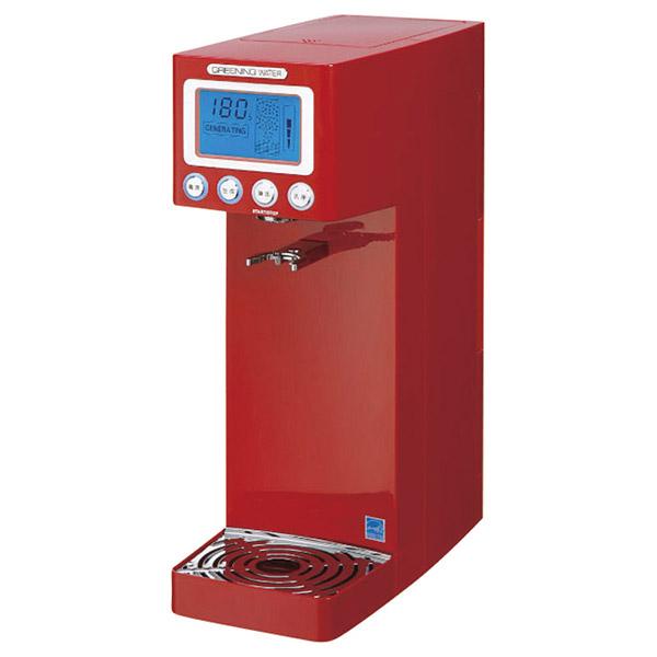 家庭用水素水生成機グリーニングウォーター赤HDW0001(ギフト 詰め合わせ ギフトセット お中元 お歳暮)