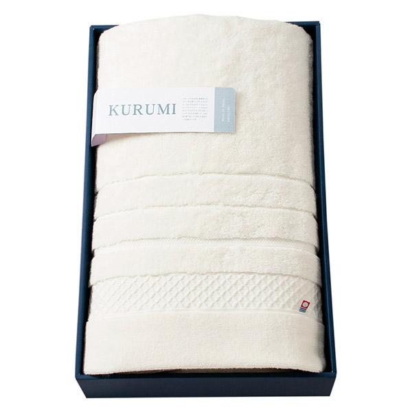 大切な方への贈答品として お返しやギフトに最適です KURUMI 今治製パイル綿毛布 ホワイト KUM-1555 供え WH S16201 贈り物 お返し 特価 ギフト プレゼント お中元 お歳暮 内祝い