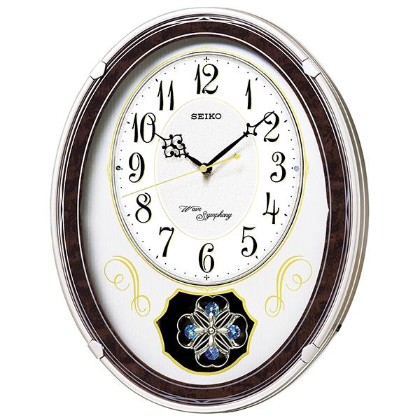 セイコー 093-T066 正時メロディ電波掛時計 AM259B 送料無料 AM259B 093-T066 送料無料, ハーレーパーツデポ:881a1dc5 --- harrow-unison.org.uk