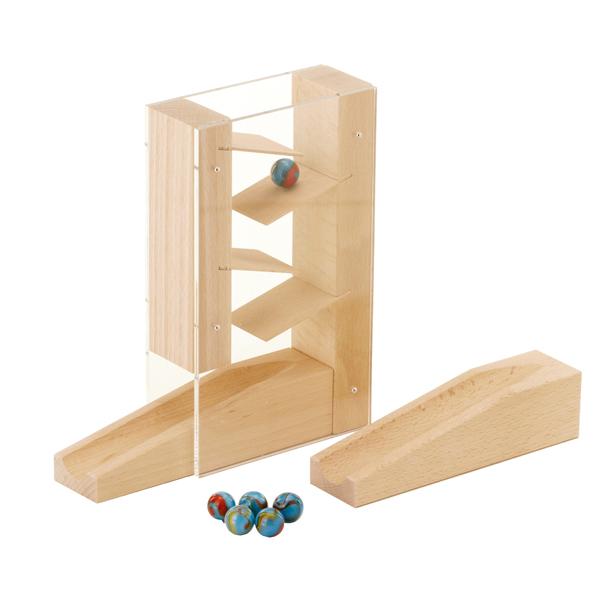 ハバ 階段セット HA1157(ベビー用積み木、ブロック) 知育玩具 HABA 積み木 おもちゃ クーゲルバーン 1歳 2歳 3歳 4歳 5歳 クリスマスプレゼント 子供 おもちゃ 知育 男の子 女の子 赤ちゃん 小学生
